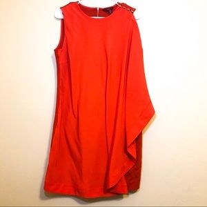 Ted Baker London Red Holiday Dress 10/12